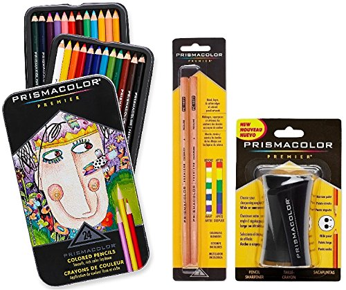 Prismacolor Premier Accessory Sharpener Colorless product image