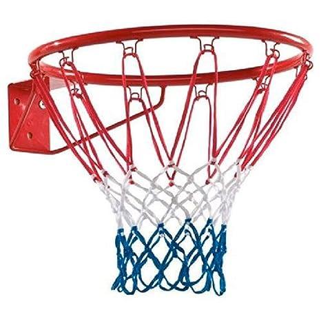 vetrineinrete® Canasta Baloncesto Baloncesto anillo soporte a ...