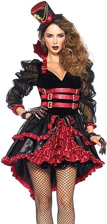 shoperama Disfraz para Mujer Leg Avenue – Victorian Vamp – Vampiro ...