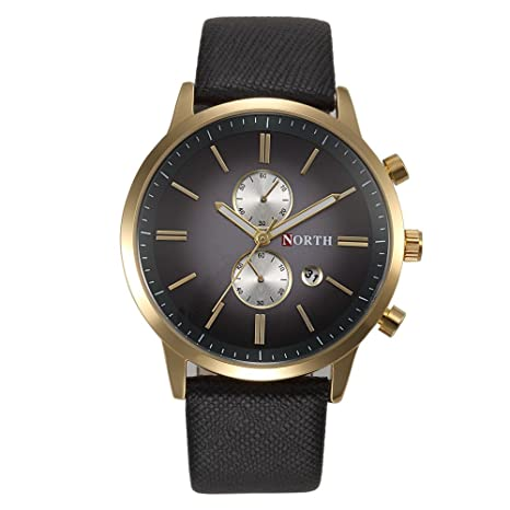 Amazon.com: Relojes de Hombre De Moda 2018 Male Mens Watches Fashion Casual RE0086: Watches