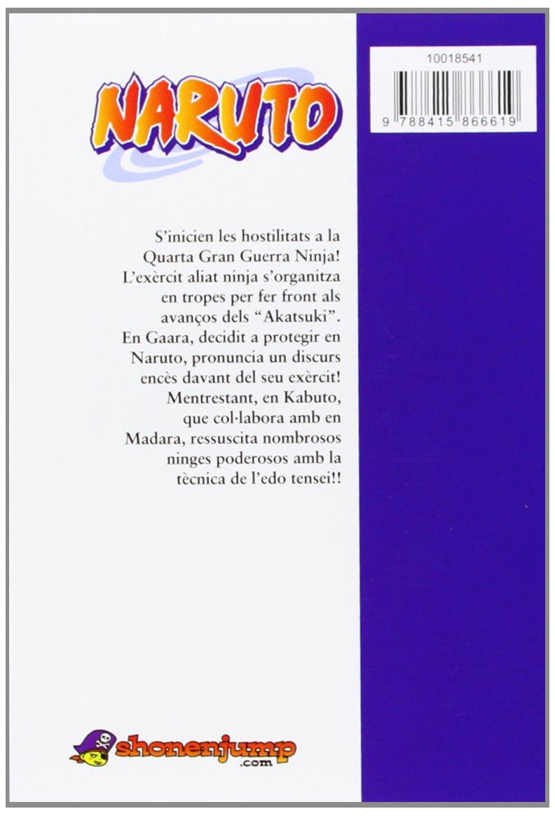 Naruto Català nº 55: masashi_kishimoto: 9788415866619 ...