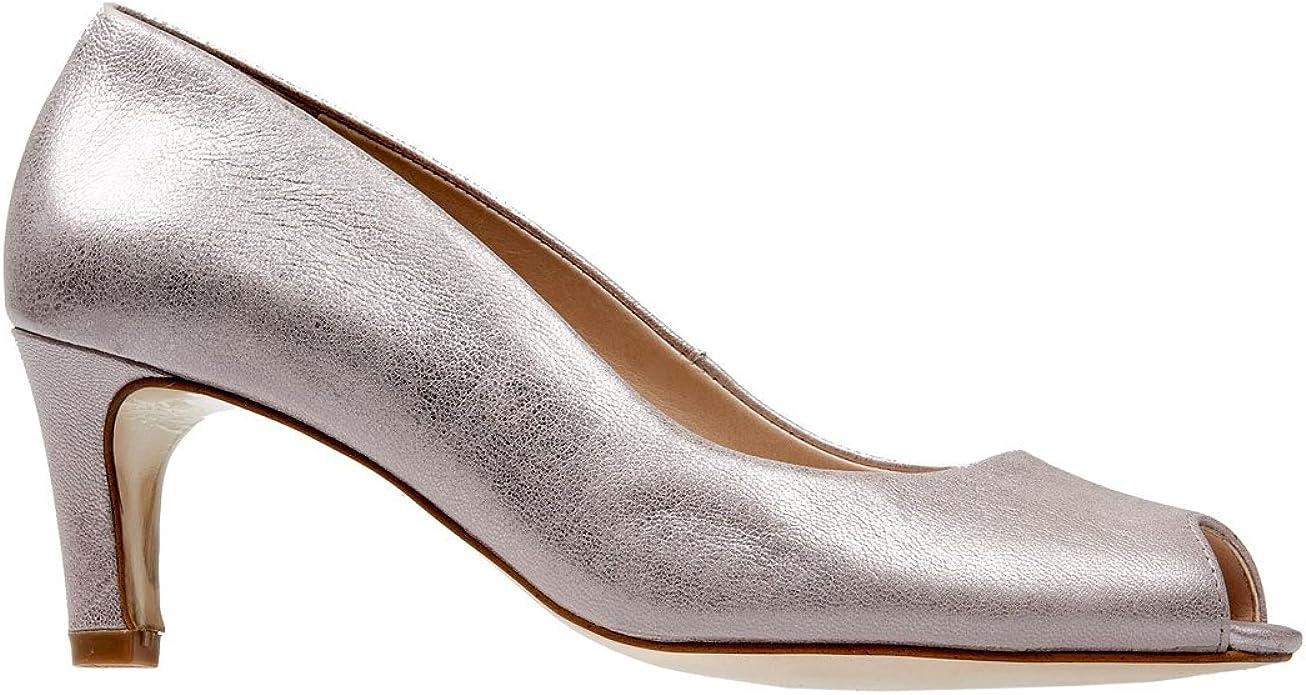 TALLA 36 EU. Van Dal Norton, Zapatos con Tacón para Mujer