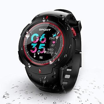 N NEWKOIN Reloj Inteligente Reloj Impermeable con Bluetooth Reloj Deportivo Reloj de Pulsera Fitness Rastreador de Fitness Compatible con Android/iOS para ...