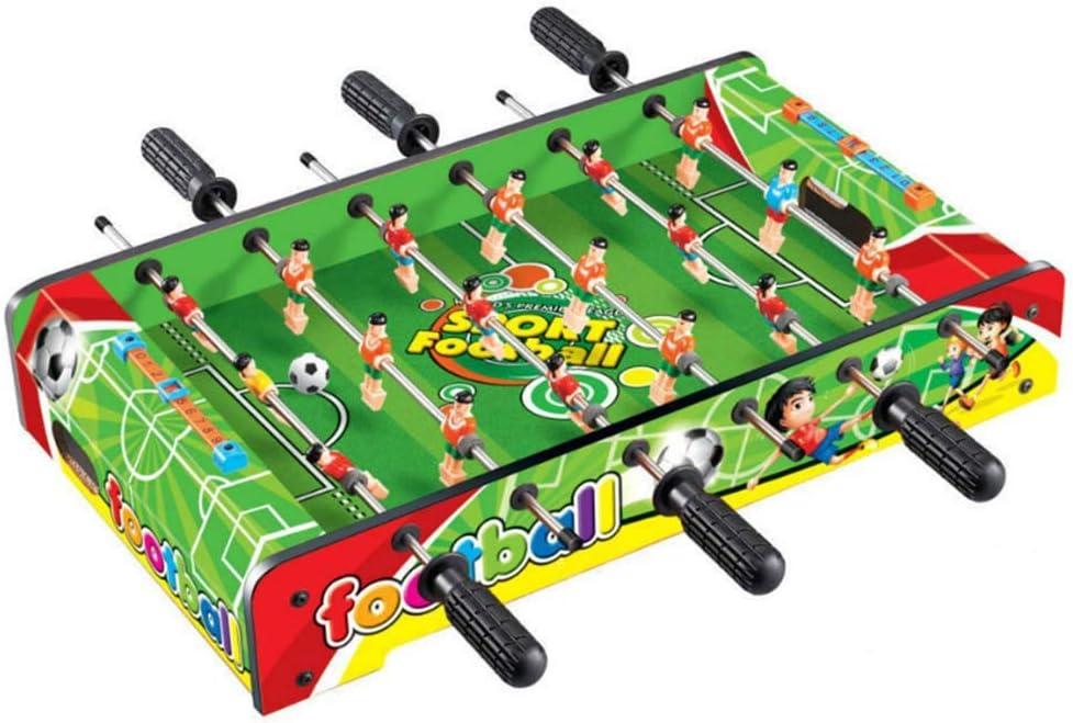 Juego de Mesa Multi-Partido de fútbol Fútbol Sala de Juegos para Fiestas niños: Amazon.es: Hogar