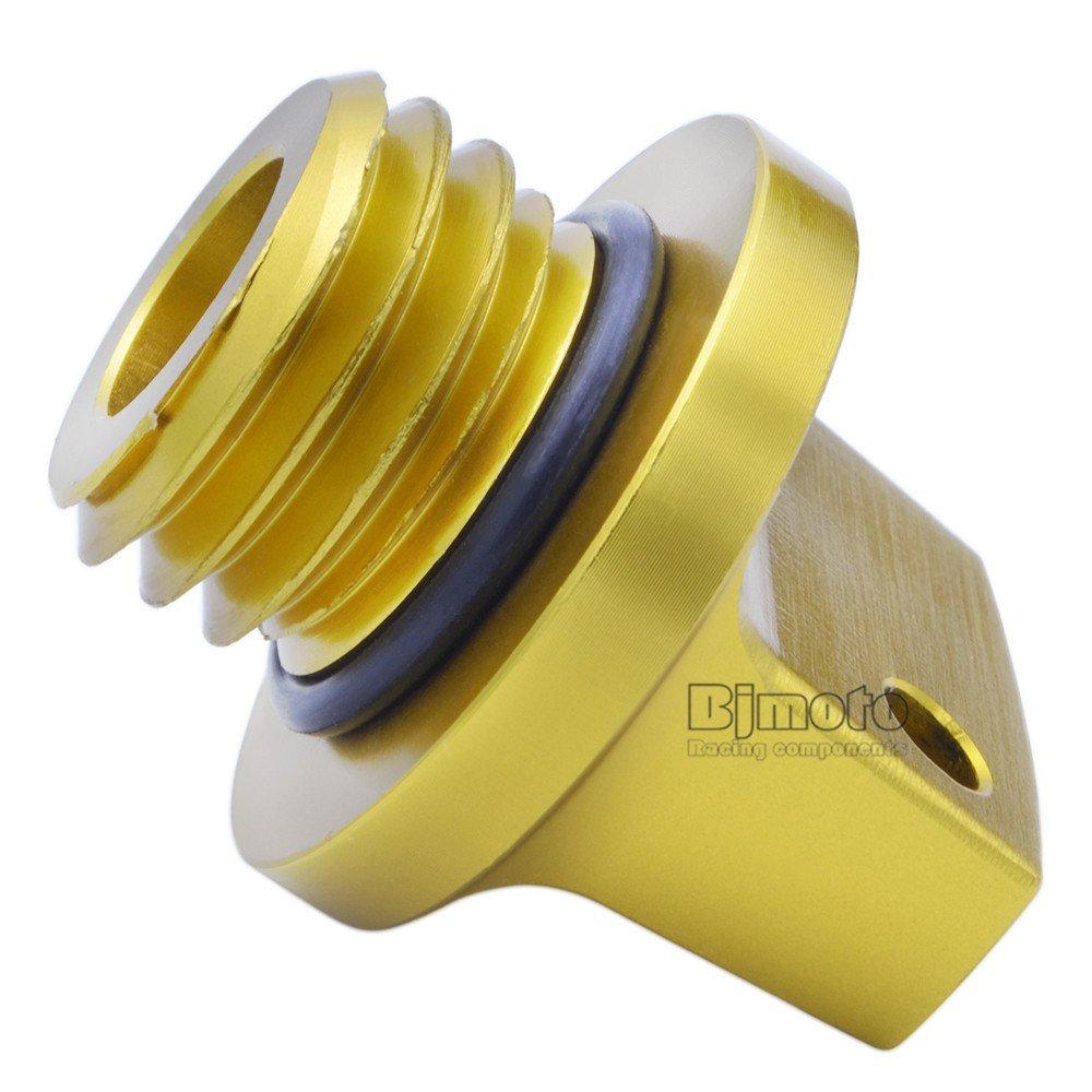 BJ Global Motorcycle CNC Aluminum M20*2.5 Engine Oil Plugs