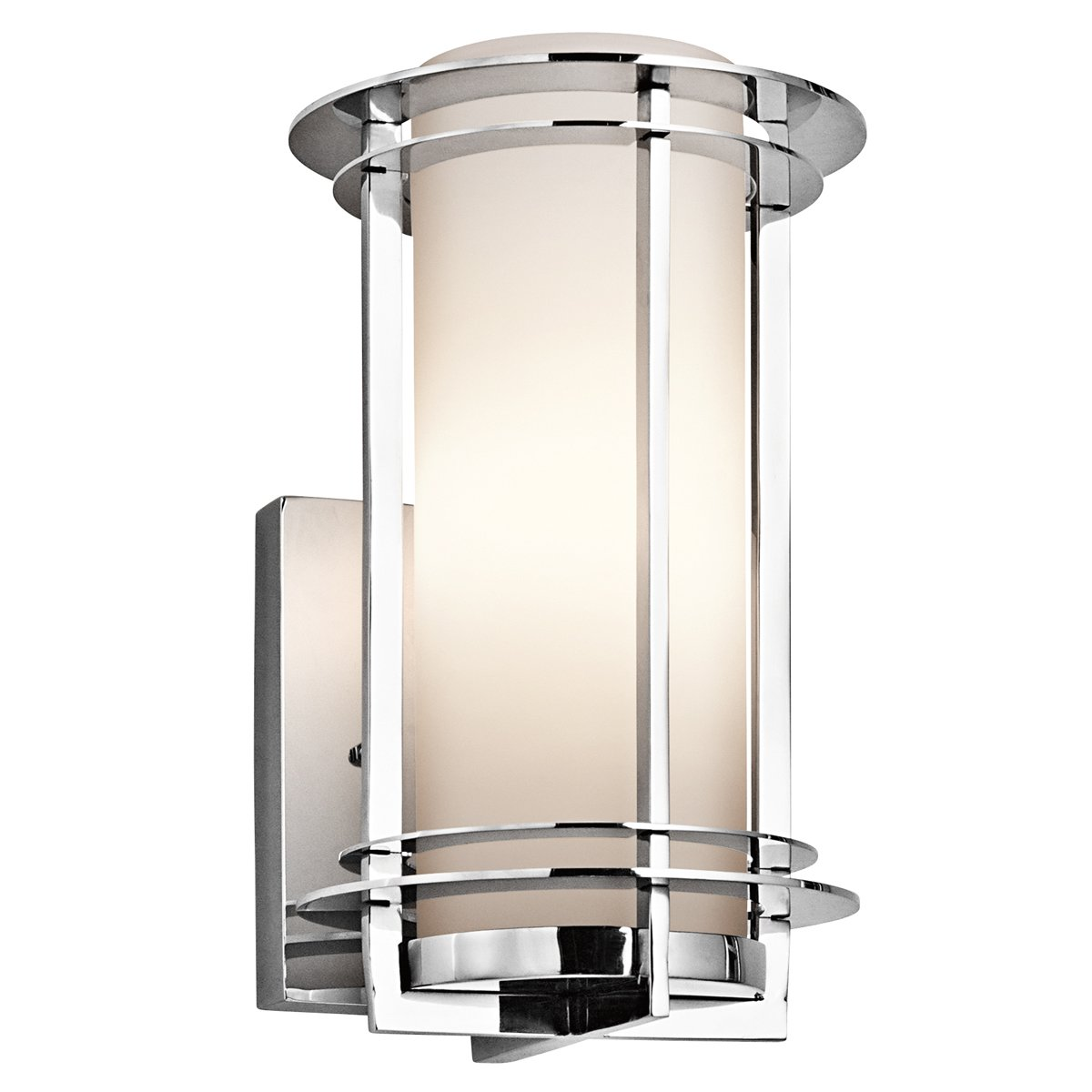 Kichler 49344pss316 one light outdoor wall mount wall porch lights kichler 49344pss316 one light outdoor wall mount wall porch lights amazon arubaitofo Choice Image