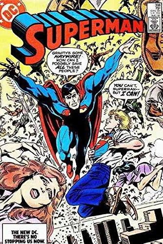 SUPERMAN 398 VF-NM COMICS BOOK (Art Original Comic Book)