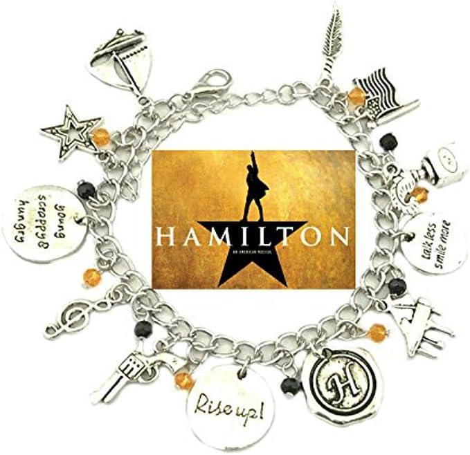Hamilton Broadway Charm Bracelet
