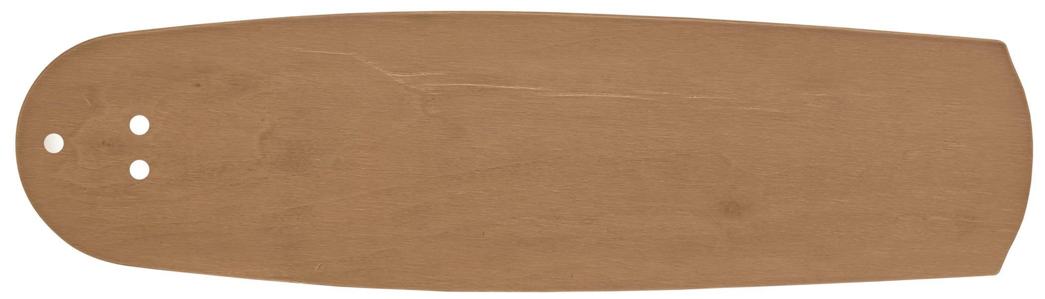 Casablanca 99175, Five Light Walnut Blades, 52-54'' Span