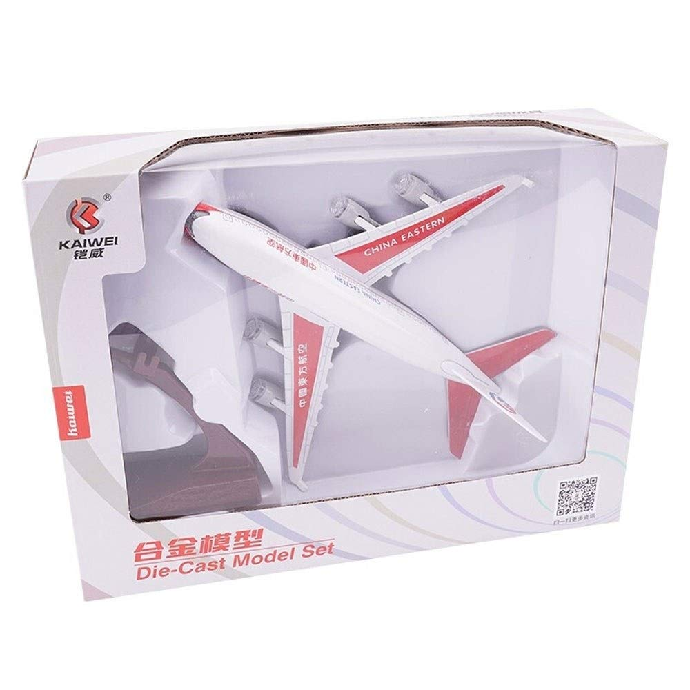 Ycco Foam Throwing Glider Airplane, GreatestPAK Hand Launch Inertia Plane Model Toy Gift for Children Home Decoration Collection Drone for Kids Beginners to Play Indoor-Red by Ycco (Image #7)