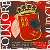 FOLKLORE DE MURCIA - 2 cds - 24 songs - Spanish import