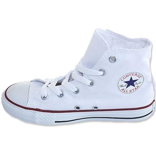 Sneaker Borse 30 Bambini it Amazon Bianco E Scarpe Converse T7gwqq