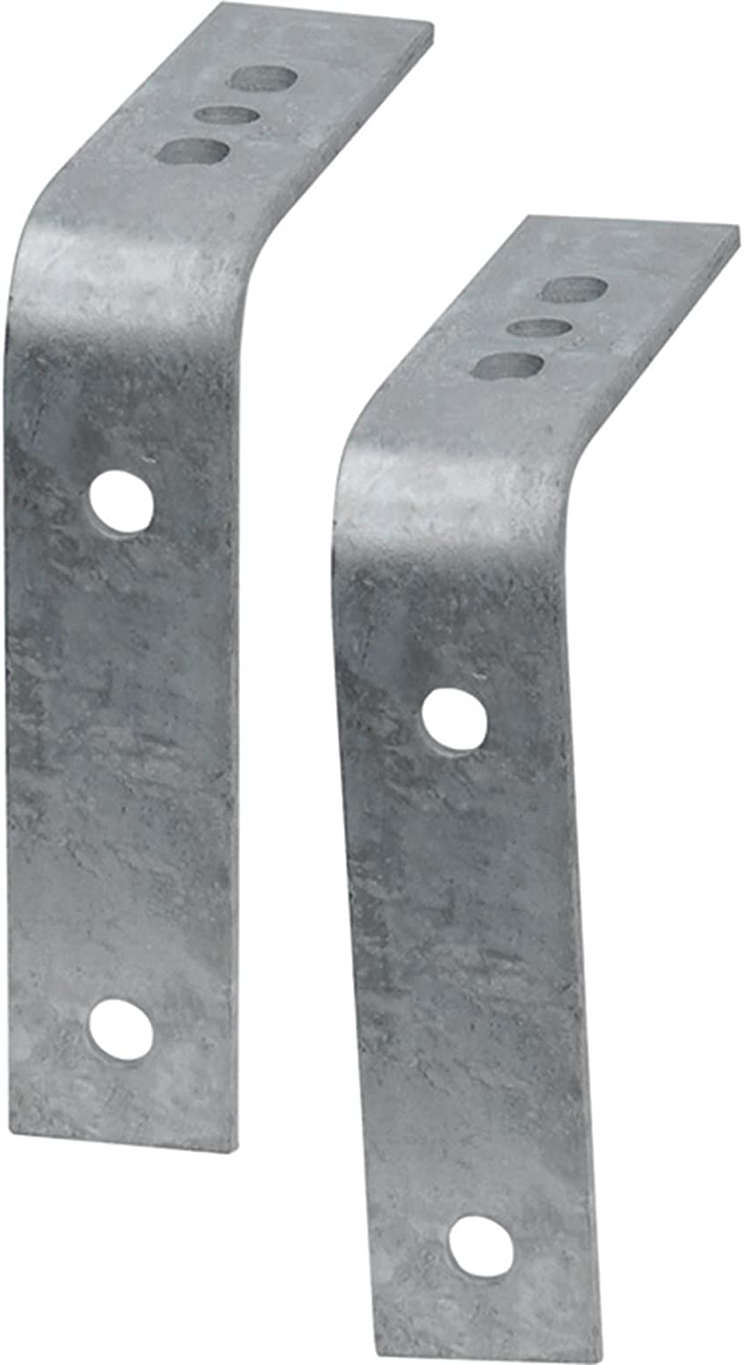 TowZone Fender Mounting Brackets -2-Pack 8in.-12in fits 7in.-8in Wide Fender Tires Model Number 44943