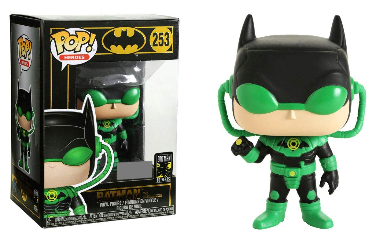 5b74eb105ae Amazon.com  Funko POP! Heroes  Batman  The Dawnbreaker   253 - Hot Topic  Exclusive!  Toys   Games