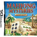 Mahjong Mysteries: Ancient Egypt (Nintendo DS)