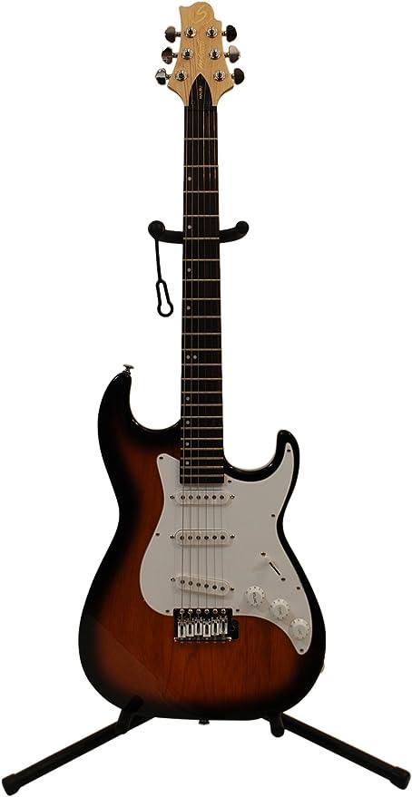 Greg Bennett Malibu 1 – Guitarra eléctrica para zurdos, color ...