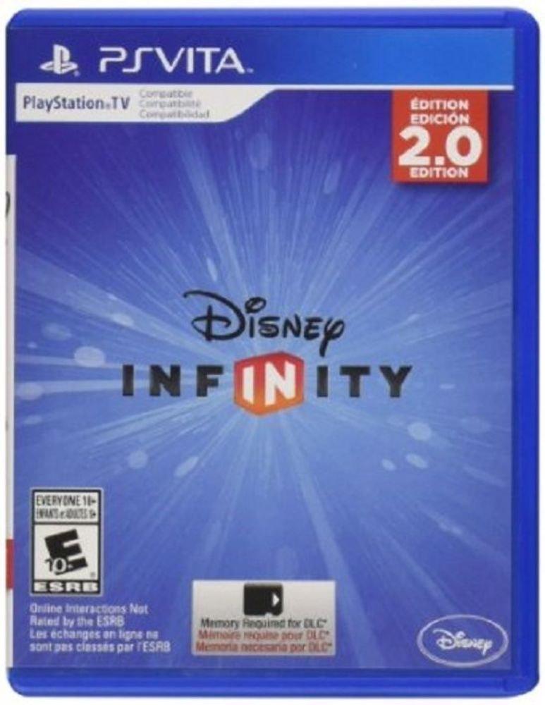 Disney Infinity 2 0 Psvita Game Disc Video Games