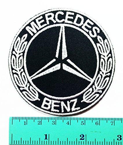 mercedes-benz-automobile-car-motorsport-racing-logo-patch-sew-iron-on-jacket-cap-vest-badge-sign