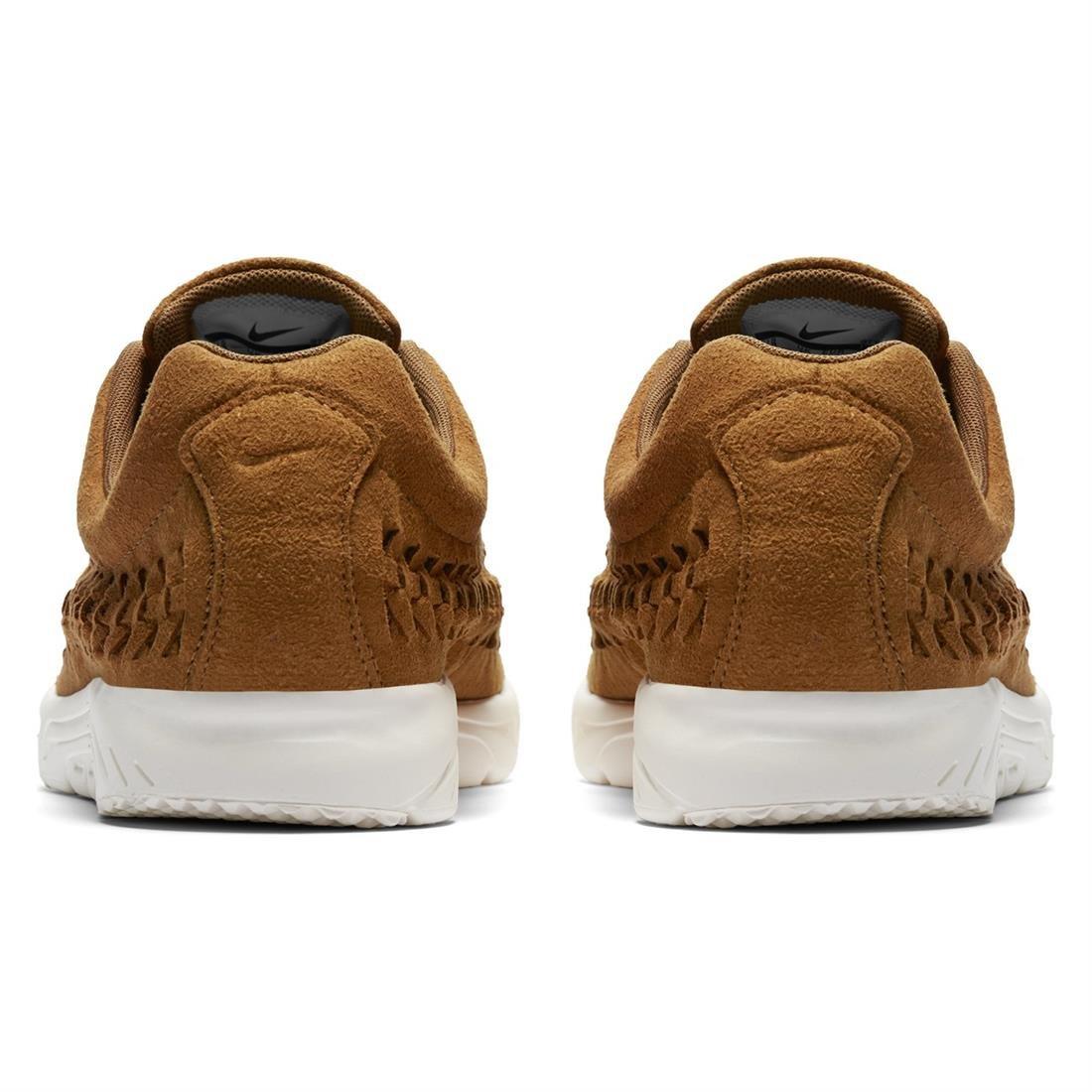 Nike Mens Mens Mens Mayfly Woven Braun Turnschuhe Low 1fb30d