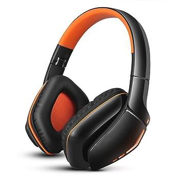 DUHOULI Los Auriculares Bluetooth Plegables Inalámbricos Profundos Estéreos Ps4 Gaming Headset Llevaron El Auricular Sin Manos