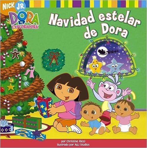 Book Navidad Estelar de Dora (Dora the Explorer 8x8)