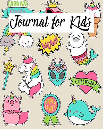 Journal For Kids: Notebook Journal For Kids Lined Journal Size 8x10 100pages (Volume 6)