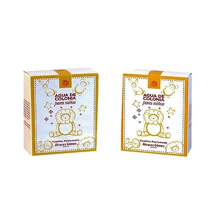 Álvarez Gómez Niños Toallitas Refrescantes Perfumadas - 10 unidades