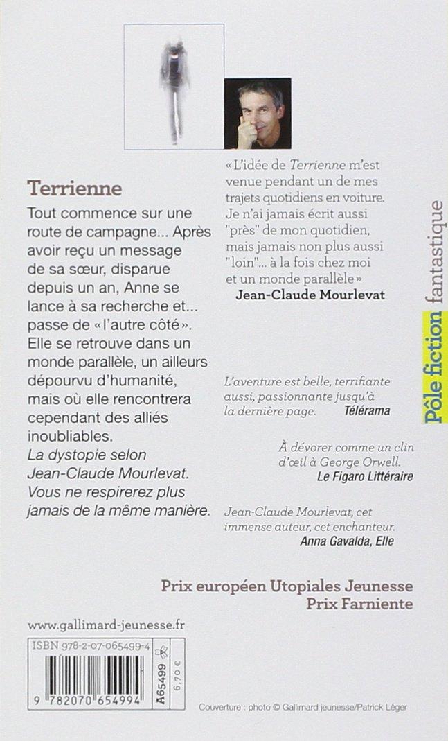 TERRIENNE JEAN CLAUDE MOURLEVAT PDF