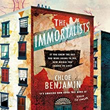 The Immortalists Audiobook by Chloe Benjamin Narrated by Maggie Hoffman