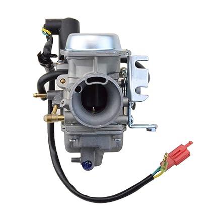 amazon com: goofit carburetor for 250cc 260cc roketa sunl bms lance xinyue  scooter go kart: automotive