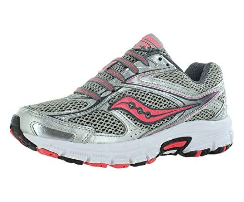 bcf831522a7 Saucony Grid Cohesion 8 Wide Women s Running Shoes Size US 6.5