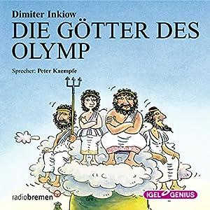 Die Götter des Olymp Hörbuch