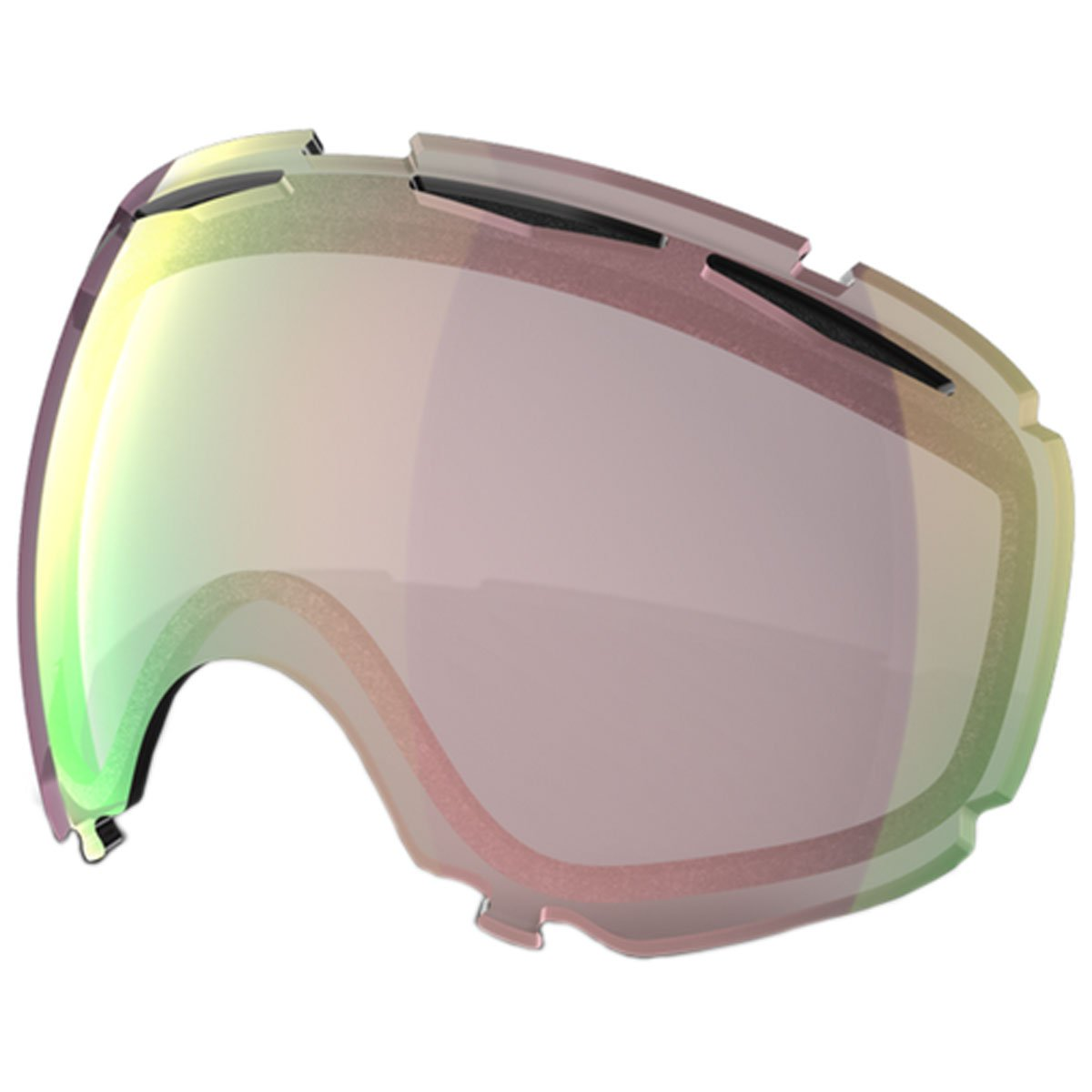 Oakley Canopy Replacement Lens, Vr50 Pink Iridium by Oakley