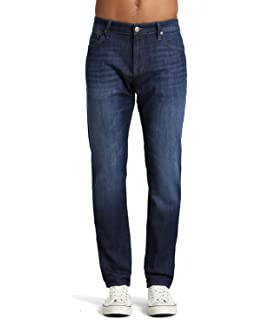 6e0560b1 Amazon.com: Mavi Men's Jake Regular-Rise Tapered Slim Fit Jeans ...