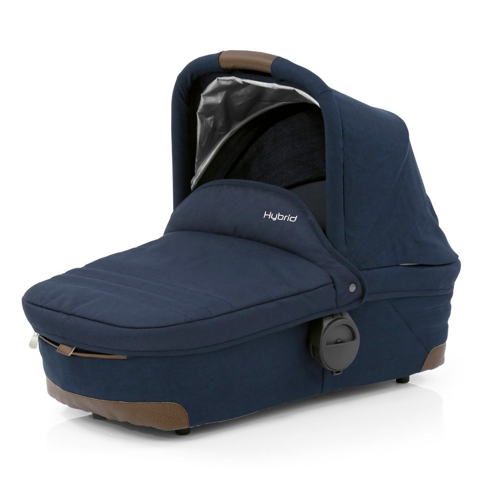 BabyStyle Hybrid Carrycot, Simply Navy Baby Style UK HYCCSI