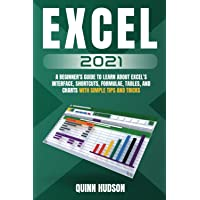 Excel 2021: A Beginner's Guide To Learn About Excel's Interface, Shortcuts, Formulae, Tables, And Charts With Simple…