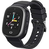 MY WATCH Reloj GPS Niños 2.0 Smartwatch para Niños Color Negro Resistente al Agua Pantalla Táctil Reloj Niño GPS…