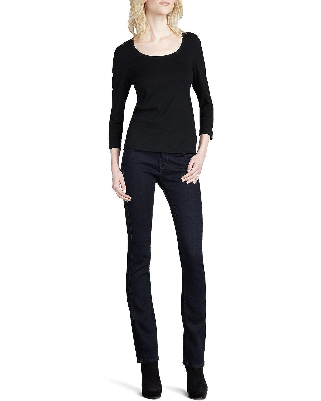 AG Ballad Slim Bootcut Stretch Denim Jeans,