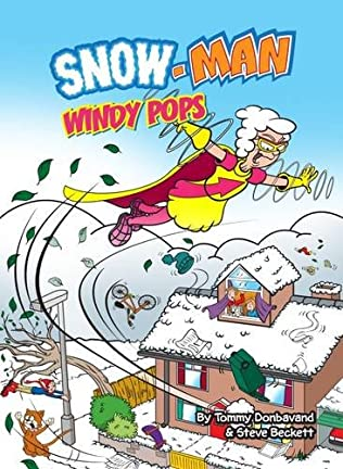 book cover of Windy-Pops!