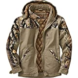 Legendary Whitetails Canvas Cross Trail Workwear Jacket Stone Medium