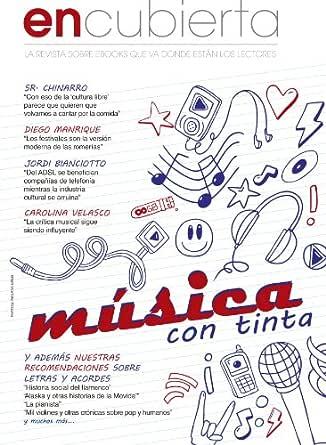 Revista EnCubierta- Música con tinta eBook: EnCubierta: Amazon.es ...