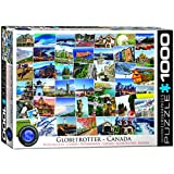 Eurographics 6000-0780 Canada Globetrotter 1000-Piece Puzzle