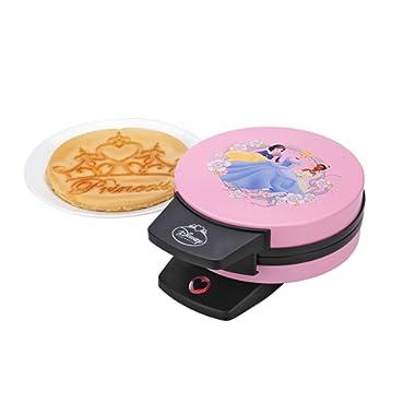Disney DP-1 Princess Waffle Maker, Pink