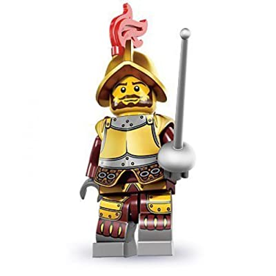 Lego Series 8 Minifigures -Conquistador: Toys & Games