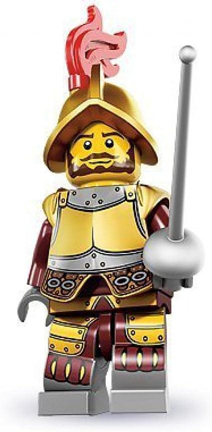 Lego Conquistador Minifig Series 8 New