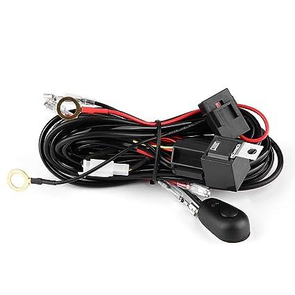 Arnés de cableado LED - 1 PC de lámpara de automóvil 12 / 24V 180W ...
