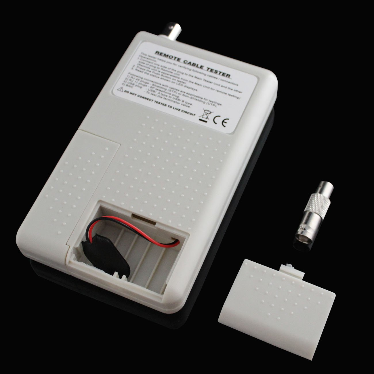 Amazon.com: Optimal Shop 4 In 1 Network Cable Tester RJ45/RJ11/USB ...