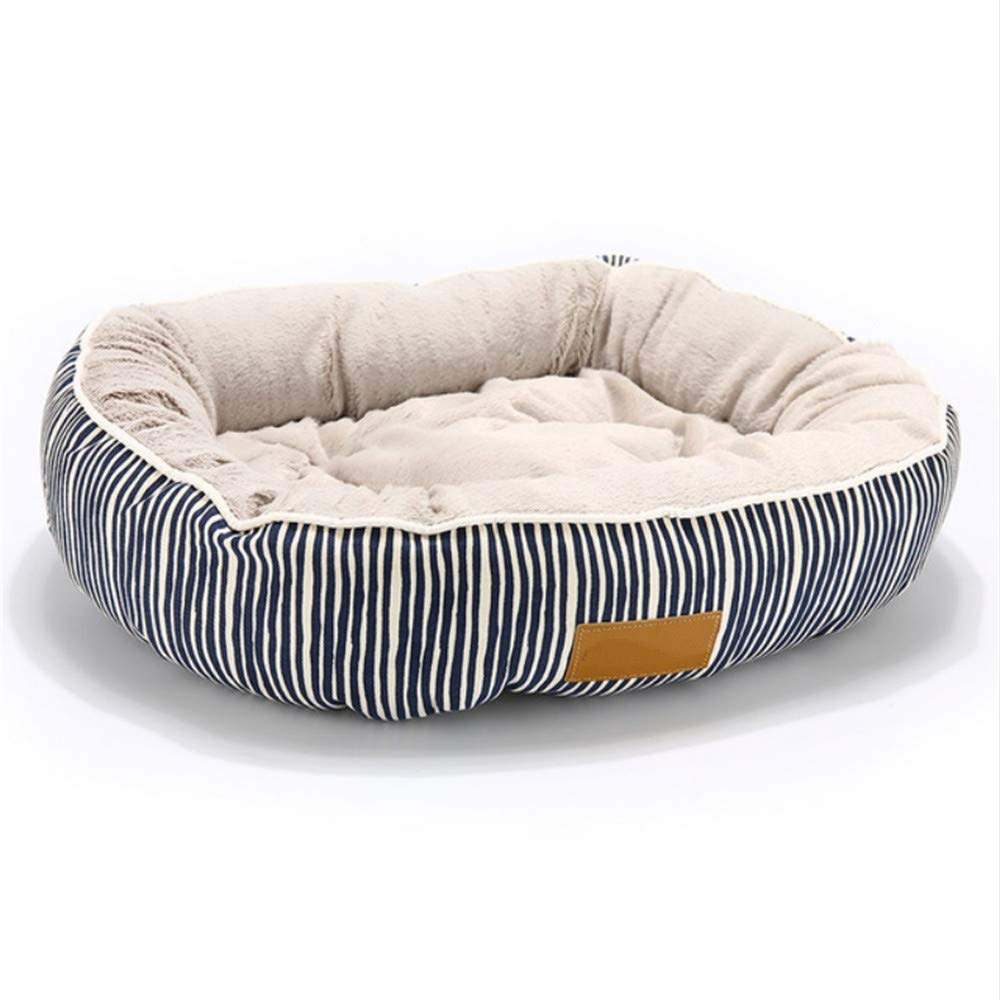 Wuwenw Cute Dog Bed Panchetta Imbottita Pet Pad Pad Pad Lavata A Mano Letto Cane Gatto Prodotto Durevole Panca   Pet Dog Dog Bed, S c31d42