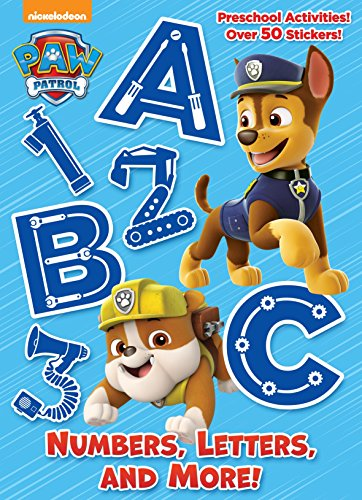 Numbers, Letters, and More! (PAW Patrol)]()