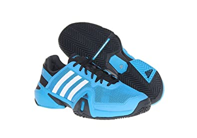 adidas Adipower Barricade 8 Scarpe da Tennis Solare Blu